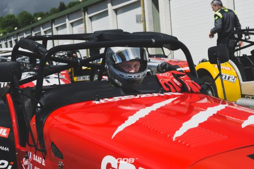 Article:  Caterham Academy '18, Charade !