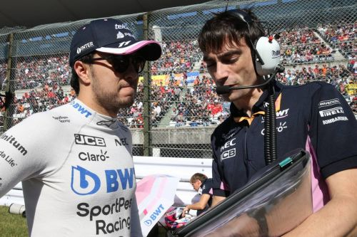 Perez heads into 'hugely important' home race