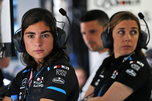 Coulthard: Potential F1 female talent must be capable of beating the best