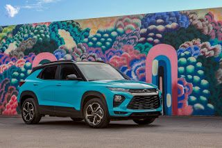 2021 Chevrolet Trailblazer, premier bilan encourageant