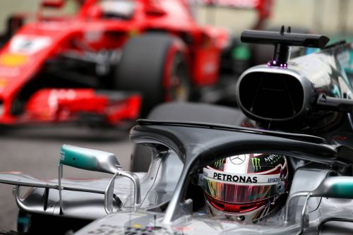 Vettel: Hamilton success 'a combination' of driver and team excellence