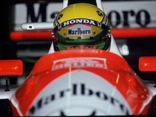 A man forever embedded in motorsport's collective memory