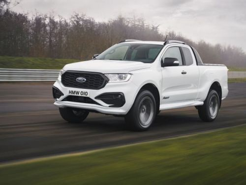Ford Ranger MS-RT (2021):  le pick-up en tenue de sport