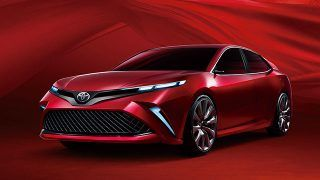 Shanghai 2017:  Toyota Fengchao Fun et Way Concepts
