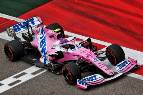 Perez finally handed Racing Point upgrade package