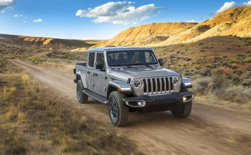 Le Jeep Gladiator viendra bien en Europe !