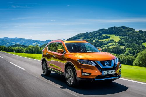 Nissan X-TRAIL:  Le crossover familial à 269€/mois sans condition