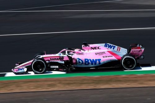 Esteban Ocon feeling good with P7 after 'really big fight'