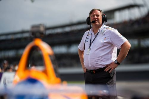 McLaren mulls preparation race program before 2020 Indy 500 bid