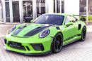 Actualité:  TechArt Carbon Sport Package pour la Porsche 911 GT3 RS