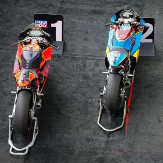 Moto2™:  Quel sera le podium final ?