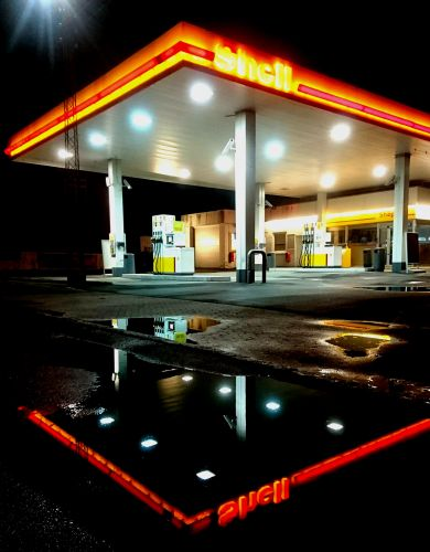 Gas Station (415)