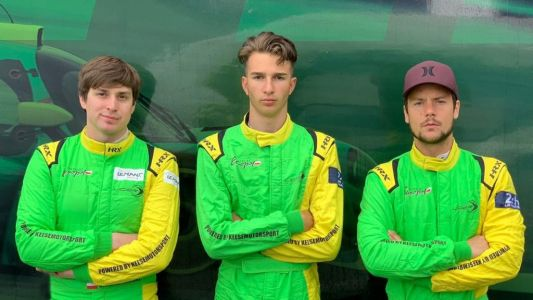 Silverstone:  Lukas Dunner chez Inter Europol Competition