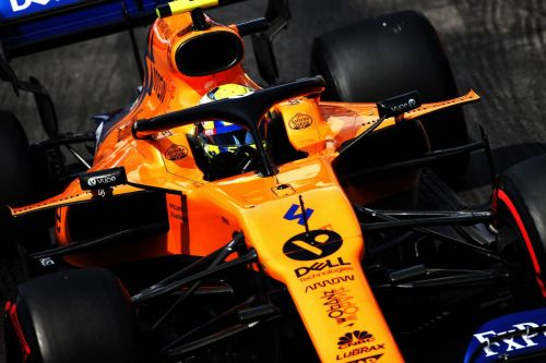 Sainz praises McLaren's 'perfectly well-executed qualifying'
