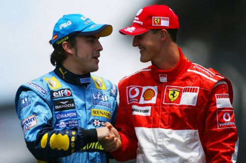 Forced to choose, Alonso reveals his biggest F1 rival