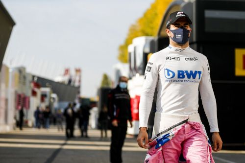 Racing Point's Green stand by decision to pit Perez