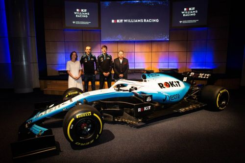 New sponsor bought into Claire Williams' 'vision, passion and drive'