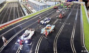 24H Slot Racing 2018:  Toyota bat Porsche et Audi au finish!