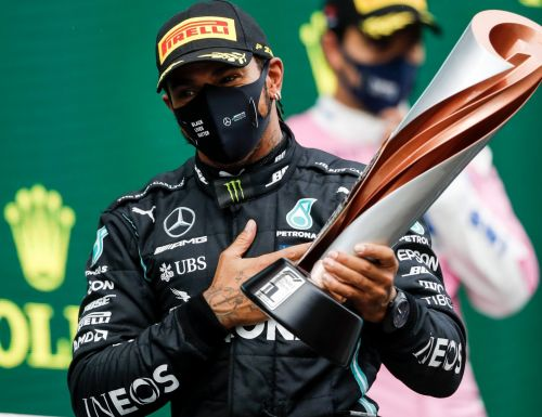 Hamilton sets out goals for life, both in and beyond F1