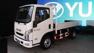 Chine:  Iveco lâche Yuejin