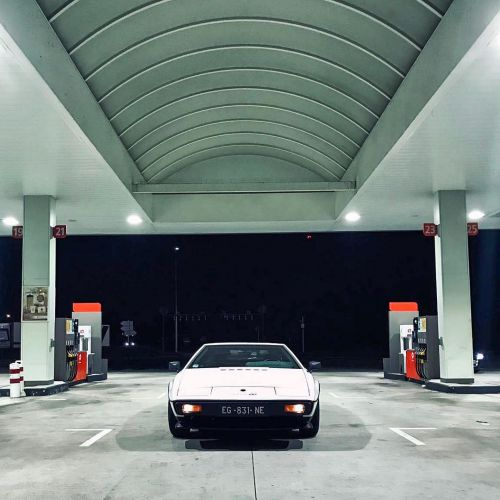 Gas Station (411)