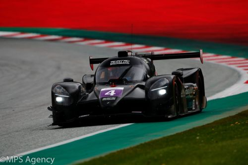 Red Bull Ring, Libres 1:  United Autosports aux commandes !