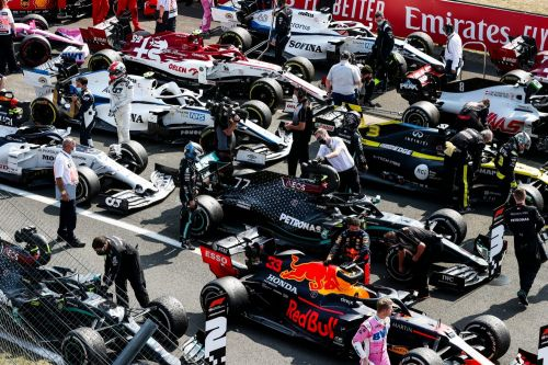 F1 Sprint Race: Still 'a lot of to discuss' says Aston Martin's Green