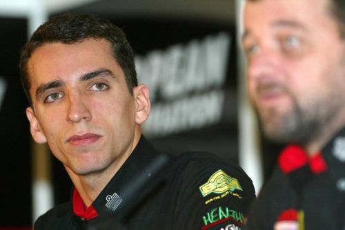When Justin Wilson reached new heights at Minardi