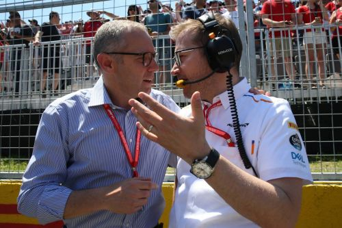 Domenicali sees chance of F1 rotating races in the future