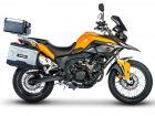 Motos chinoises:  Zongshen annonce 12 Cyclone !