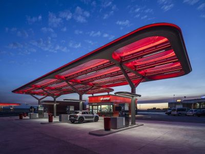 Gas Station (322)