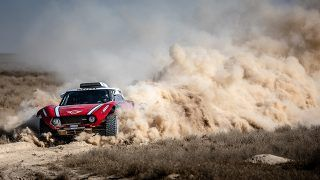Dakar:  Sainz, Peterhansel et Despres sur Mini ?