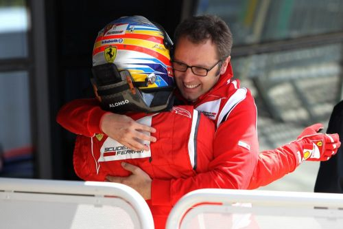 Former Ferrari boss Domenicali rates Alonso relative to Schumacher
