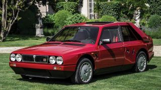 Plus de 1 million d'euros la Lancia Delta S4 Stradale