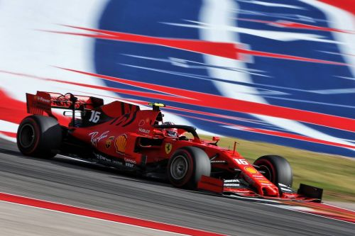 Leclerc sets his sights on 'crazy' third place