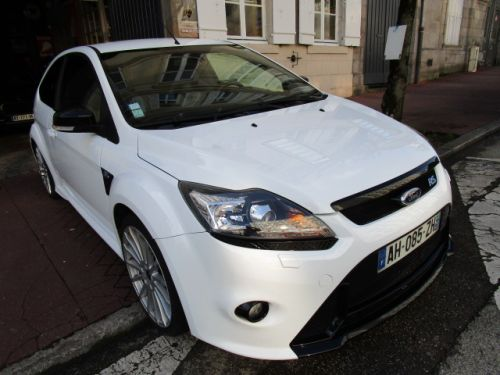 Ford Focus RS « Mark 2 » 2.5L Turbo 305 Cv 5 Cylindres
