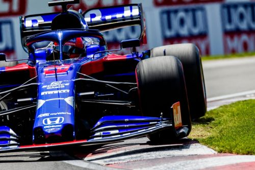 Tost praises Kvyat for gained maturity and tech knowledge