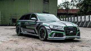 ABT RS6-E:  un break de 1 000 ch