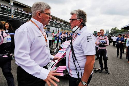 Brawn: Drivers could miss a session if team member tests positive