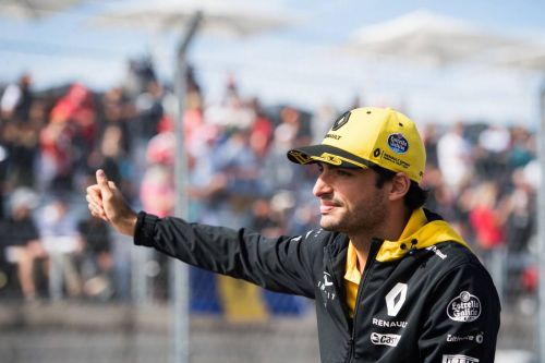Hulkenberg and Sainz deliver season best to Renault