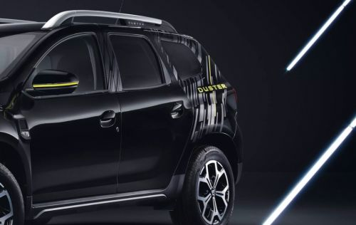 Dacia Duster Black Collector, quand le low-cost touche.au luxe !