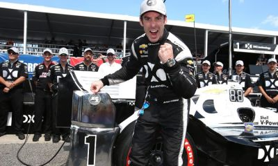 Indycar - Qualification, Pagenaud, 1ère de la saison à Totonto