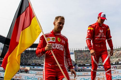 """Vettel on 2019 title prospects: """"It's down to us to do the job"""""""