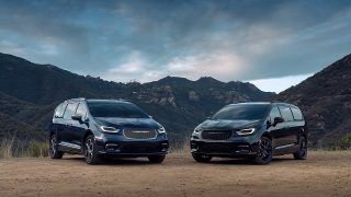 Nouveau Chrysler Pacifica:  plus premium