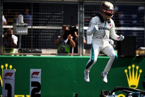 Hamilton says a rival tried to lure him away from Mercedes