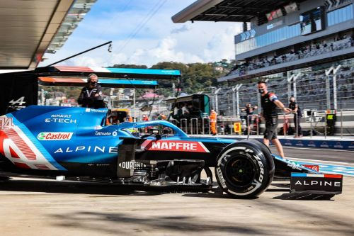 Rossi outlines Alpine's 100-race path to the top of F1