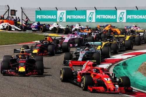 Carey perplexed by 'strange' timing of F1 promoters' criticism
