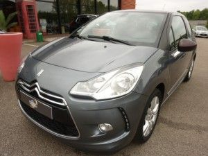 Citroen DS3 1.6L VTI 120 Cv « So Chic Edition »