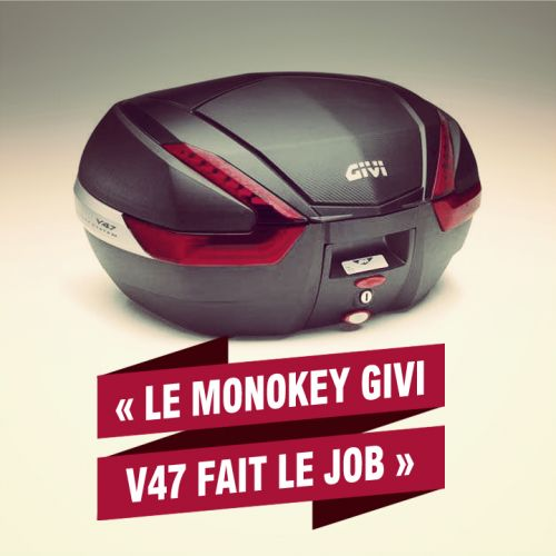 Avis top-case Give Monokey v47