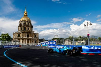 EPrix de Paris - Qualifications:  Buemi pour un souffle !